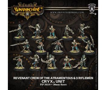 Cryx - Revenant Crew Of Atramentous (PIP 34119)