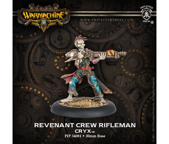 Cryx - Revenant Crew Weapon Attachmen (PIP 34081)