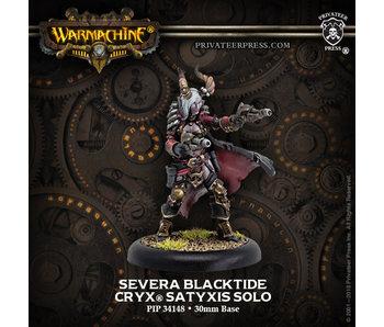 Cryx - Severa Blacktide (Metal) (PIP 34148)