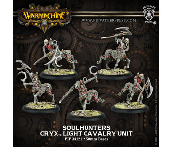 Cryx - Soulhunters Calvary (PIP 34121)