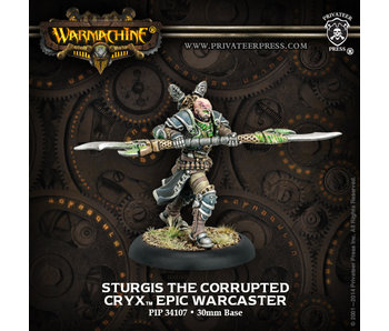 Cryx - Sturgis The Corrupted (PIP 34107)
