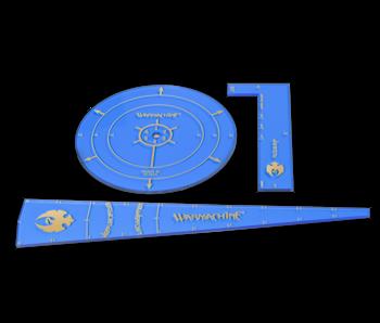 Cygnar - Template Set (PIP 91130)