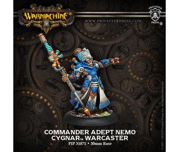 Cygnar - Commander Adept Nemo (PIP 31071)