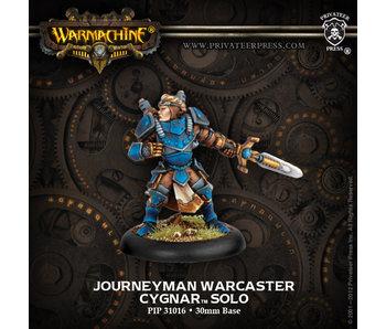 Cygnar - Journeyman Warcaster (PIP 31016)