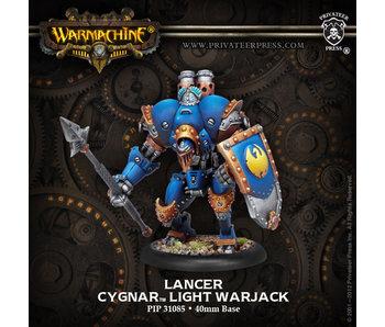 Cygnar - Lancer Light Warjack (Plastic) (PIP 31085)