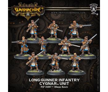 Cygnar - Long Gunner Infantry (PIP 31087)