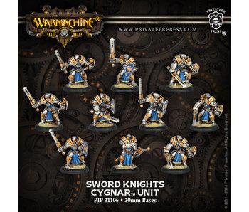 Cygnar - Sword Knights (PIP 31106)