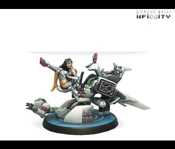 Infinity - BootLegion - O-Yoroi Pilot