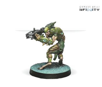 Infinity - Combined Army Gwailos Heavy Rocket Launcher