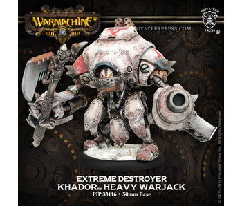 Khador - Extreme Destroyer (PIP 33116)