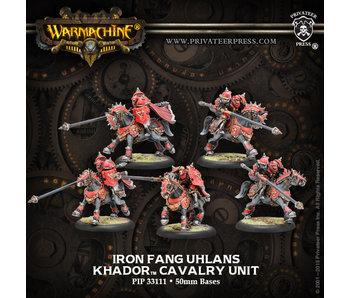 Khador - Iron Fang Uhlans (PIP 33111)
