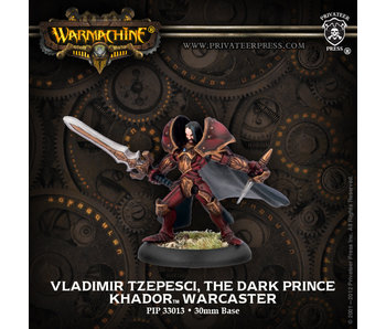 Khador - Vladimir Tzepesci, Dark Prince (PIP 33013)
