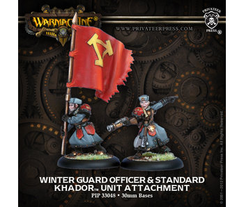 Khador - Winter Guard Unit Attachment (PIP 33048)