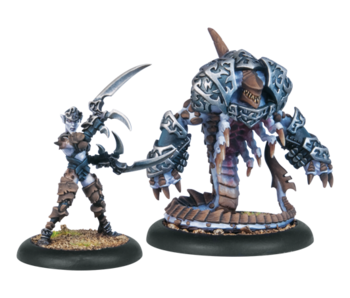 Legion of Everblight - Bethayne And Belphagor (PIP 73044)