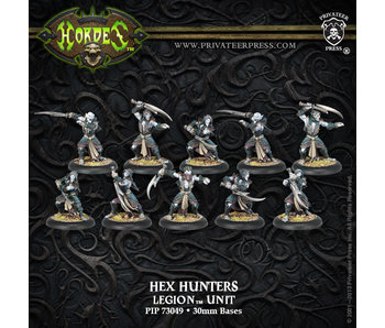 Legion of Everblight - Blighted Nyss Hex Hunter Unit (PIP 73049)
