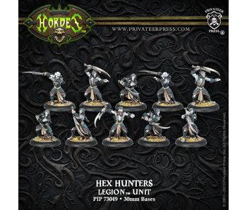Legion of Everblight - Blighted Nyss Hex Hunter Unit (PIP 73049)