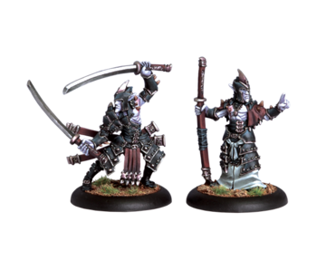 Legion of Everblight - Blighted Swordsmen Abbot (PIP 73043)