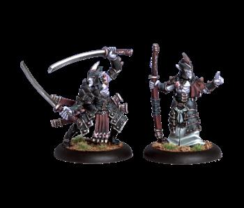 Legion of Everblight - Blighted Swordsmen Abbot (PIP 73043)