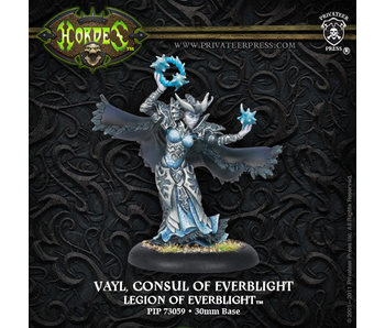 Legion of Everblight - Epic Warlock Vayl (PIP 73059)