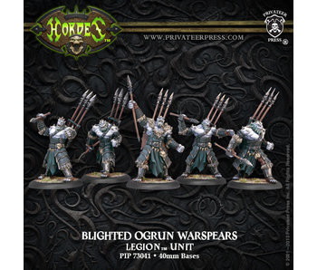 Legion of Everblight - Everblight Warspears (Plastic) (PIP 73041)