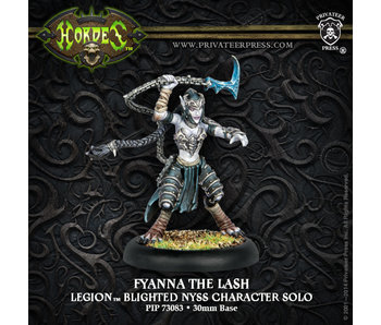 Legion of Everblight - Fyanna The Lash (PIP 73083)