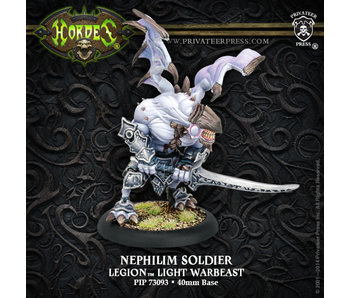 Legion of Everblight - Nephilim Soldier (PIP 73093)