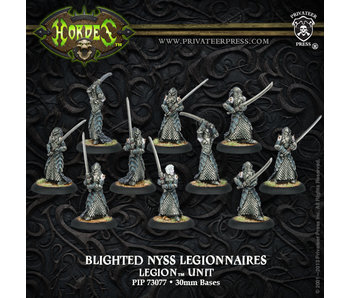 Legion of Everblight - Nyss Legion of Legionnaires (PIP 73077)