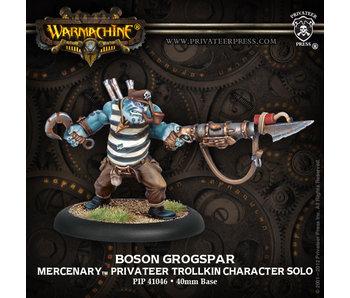 Mercenaries - Bosun Grogspar (PIP 41046)