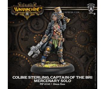 Mercenaries - Captain of the BRI (PIP 41145)