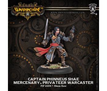 Mercenaries - Captain Phinneus Shae (PIP 41038)