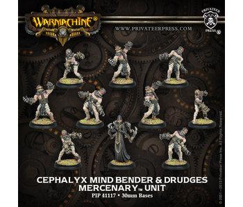 Mercenaries - Cephalyx Mind Bender & Drudges (PIP 41117)