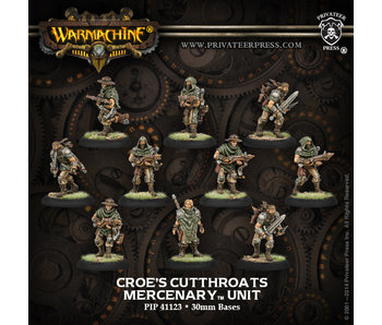 Mercenaries - Croes Cuthroats (PIP 41123)