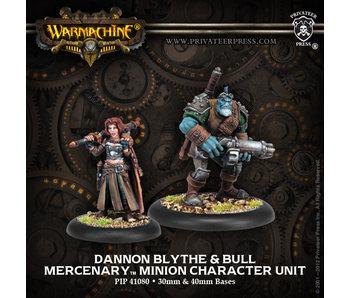 Mercenaries - Dannon Blyth And Bull (PIP 41080)