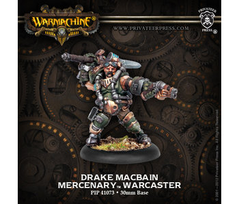 Mercenaries - Drake Macbain (PIP 41073)