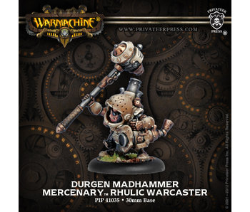 Mercenaries - Durgen Madhammer (PIP 41035)
