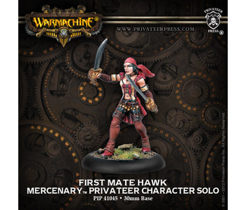 Mercenaries - First Mate Hawk (PIP 41045)
