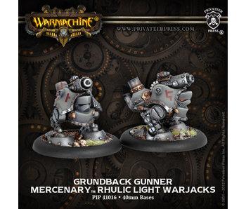 Mercenaries - Grundback Gunners (PIP 41016)