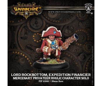Mercenaries - Lord Rockbottom (PIP 41048)