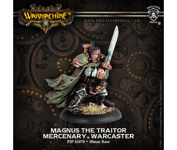 Mercenaries - Magnus The Traitor (PIP 41070)