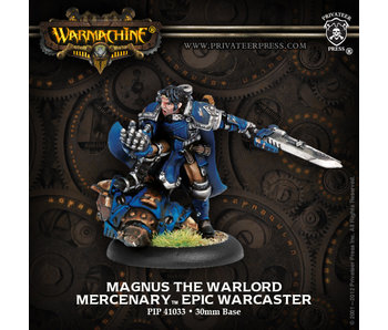 Mercenaries - Magnus The Warlord (PIP 41033)