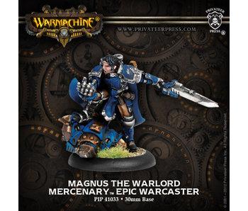 Mercenaries - Magnus The Warlord (PIP 41033)