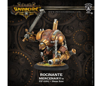 Mercenaries - Rocinante Warjack Upgrade Kit (PIP 41092)