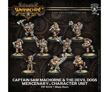 Mercenaries - Sam Machorne And Devil Dogs (PIP 41124)