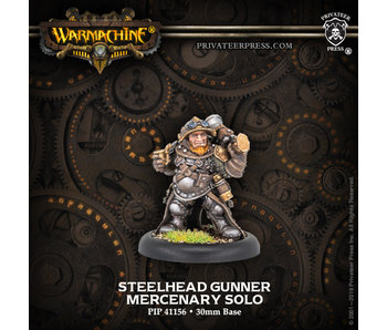 Mercenaries - Steelhead Sunner (metal/resin) (PIP 41156)