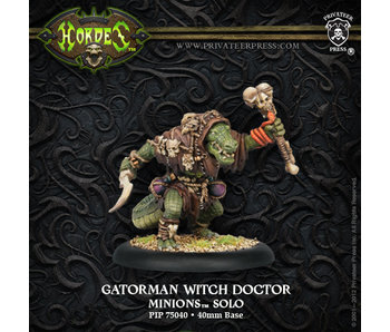 Minions - Gatorman Witch Doctor (PIP 75040)