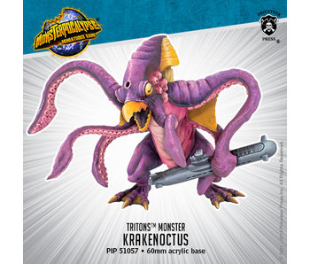 Monsterpocalypse - Protectors Krakenoctis (resin) (PIP 51057)