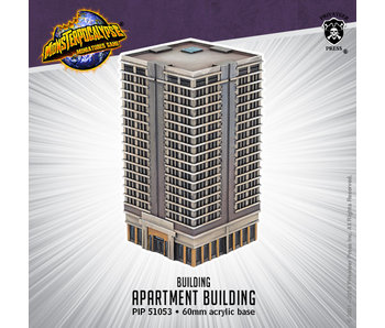 Monsterpocalypse - Terrain Apartment Building (resin) (PIP 51053)