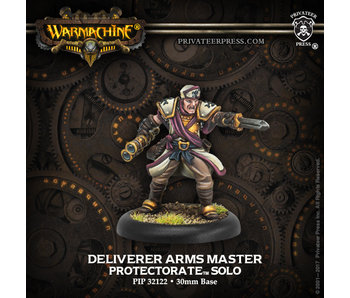 Protectorate of Menoth - Deliverer Arms Master (PIP 32122)