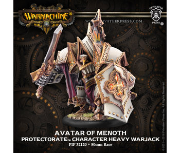 Protectorate of Menoth - Avatar Of Menoth (PIP 32120)