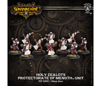 Protectorate of Menoth - Holy Zealots Unit (PIP 32095)